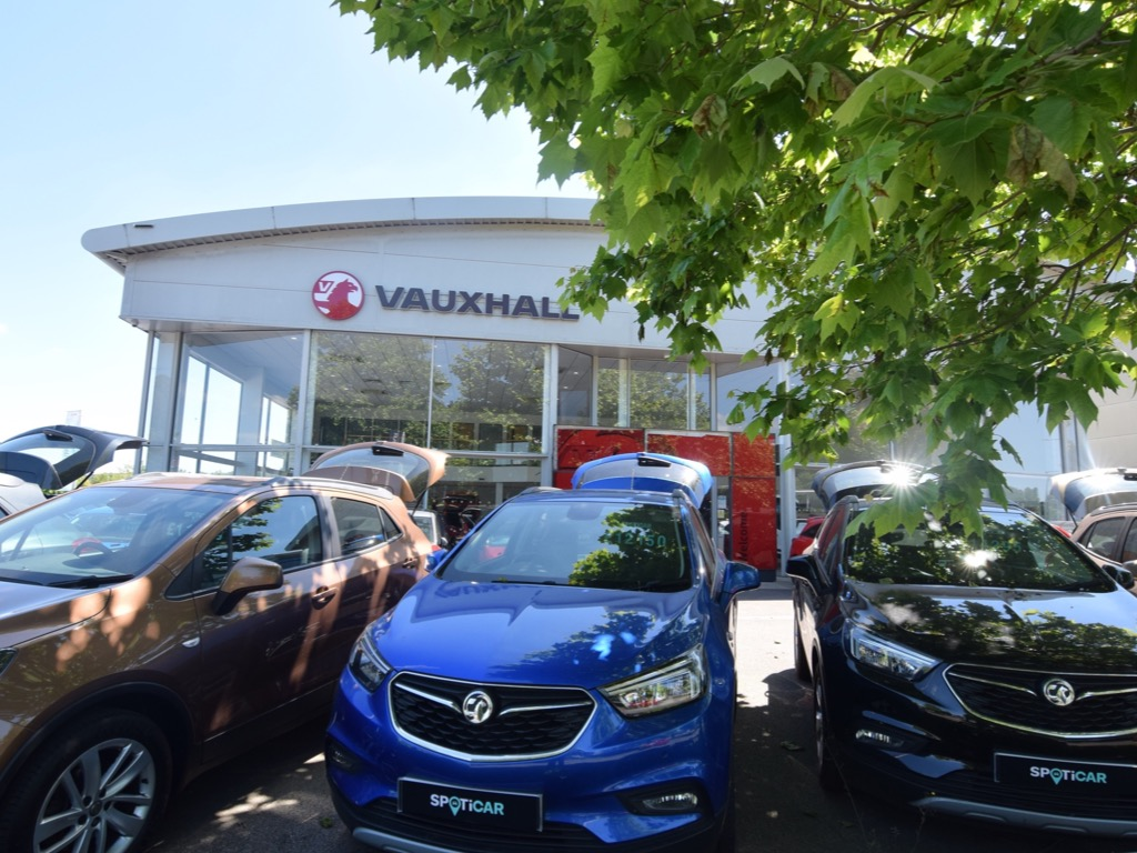 SLM Vauxhall Tunbridge Wells