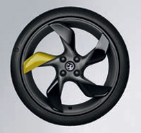 Vauxhall ADAM Alloys